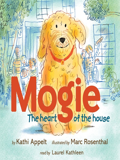 Title details for Mogie by Kathi Appelt - Wait list
